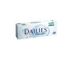 Alcon Focus Dailies Toric All Day Comfort 30pk