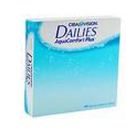 Alcon Aqua Comfort Plus Dailies 90pk