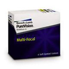 Bausch & Lomb; Purevision Multifocal