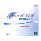 Johnson & Johnson 1-Day Acuvue Moist 90pk