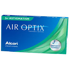 Alcon Air Optix Astigmatism
