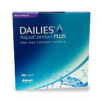 Alcon Aqua Comfort Plus Multifocal 90Pk