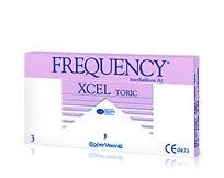 Cooper Vision Frequency XCEL XR Toric
