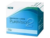 Bausch & Lomb; Purevision 2