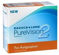 Bausch & Lomb- Purevision 2 Toric